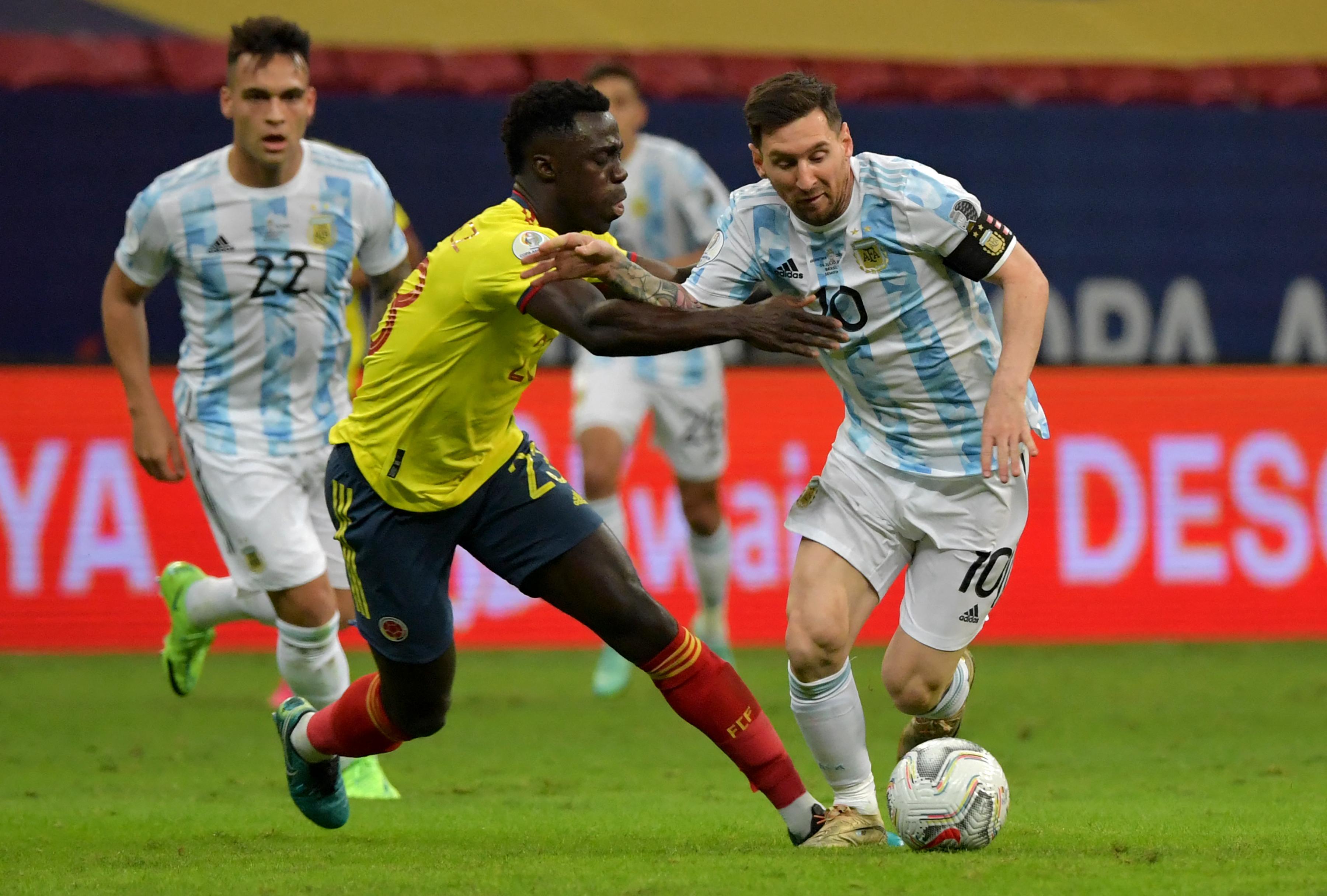 كوبا امريكا.. ميسي يبدي سعادته بتاهل الارجنتين الى المباراة النهائية