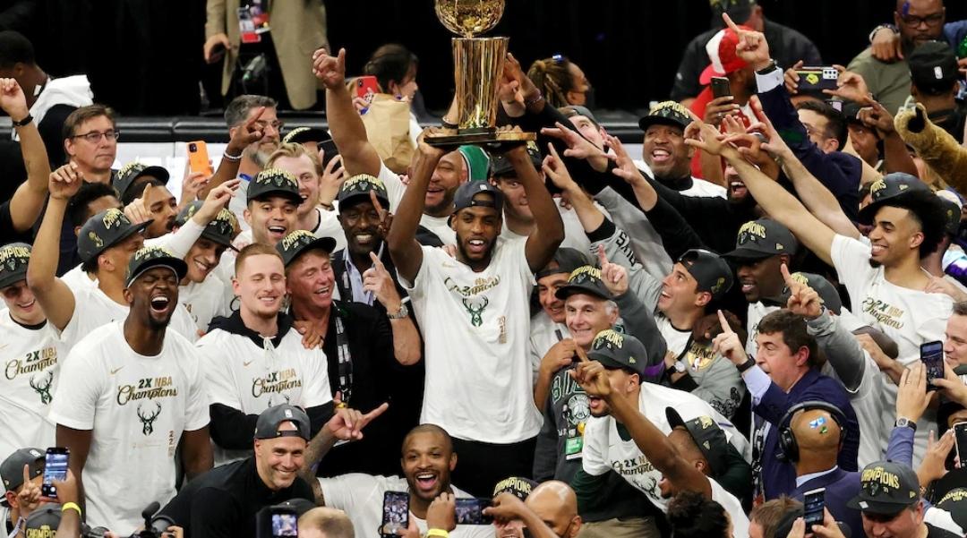 بطولة كرة السلة الأمريكي للمحترفين: ميلووكي باكس يحرز لقبه الأول منذ 50 عاما