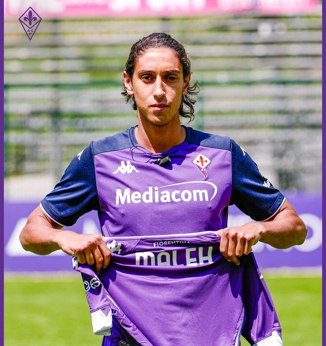 يوسف مالح: أريد إقناع المدرب للبقاء في فيرونتينا