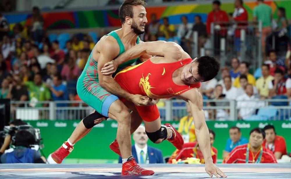 المغرب يفتقد مصارعه باولمبياد طوكيو!