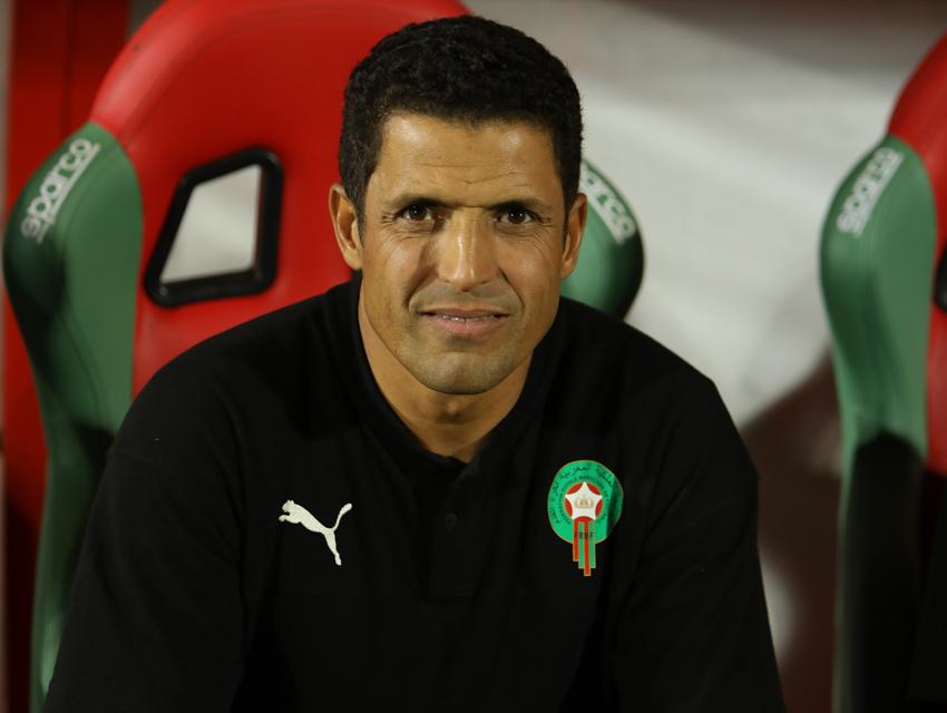 عموتا يدرك صعوبة الإعتماد على محترفي أوروبا في كأس العرب