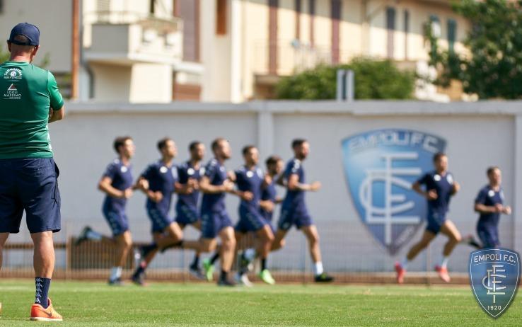 فريق إمبولي الايطالي يعلن إصابة 6 من لاعبيه بكورونا