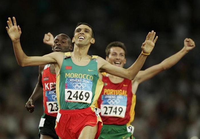 23 ميدالية حصاد المشاركة المغربية في الدورات الأولمبية منذ روما 1960