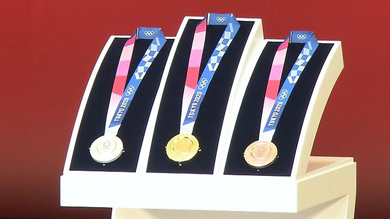 أولمبياد طوكيو: جدول الميداليات مع الترتيب