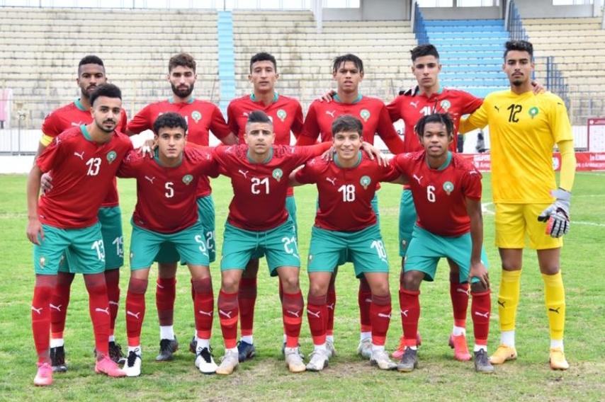 كأس شمال إفريقيا بليبيا أول إختبار للمنتخب المغربي الأولمبي