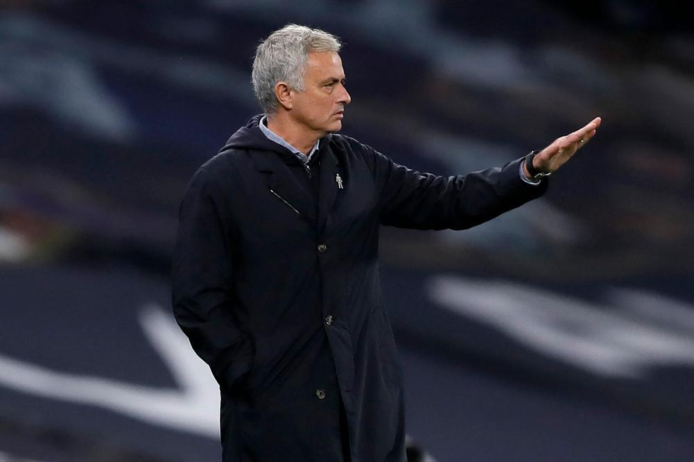 مورينيو: لم أفشل مع مانشستر يونايتد وتوتنهام