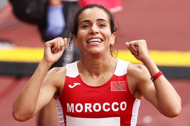 أولمبياد طوكيو (ألعاب القوى): تأهل العداءة المغربية رباب العرافي إلى نصف نهاية سباق 800م