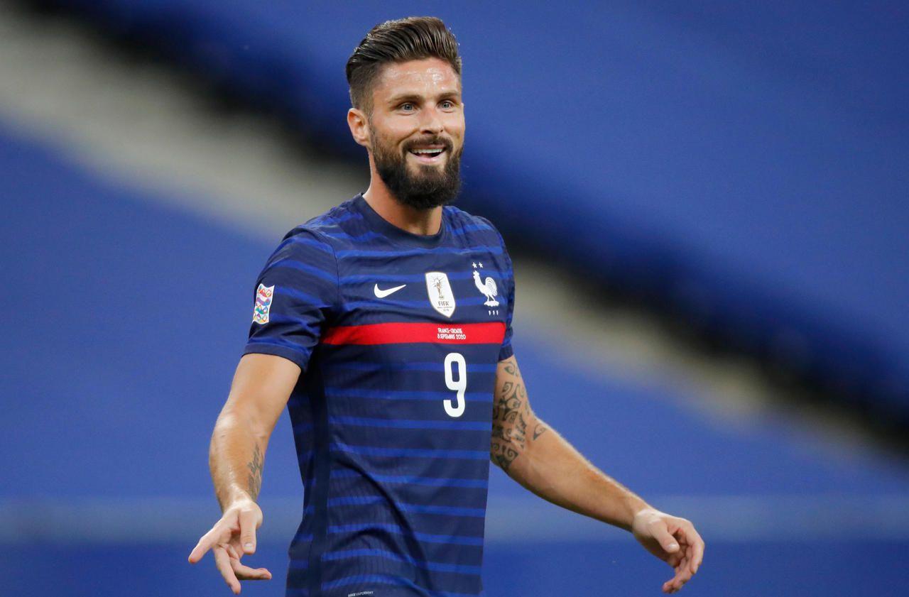 تصفيات مونديال 2022: ديشان يستبعد جيرو ويستدعي لاعبين جدد