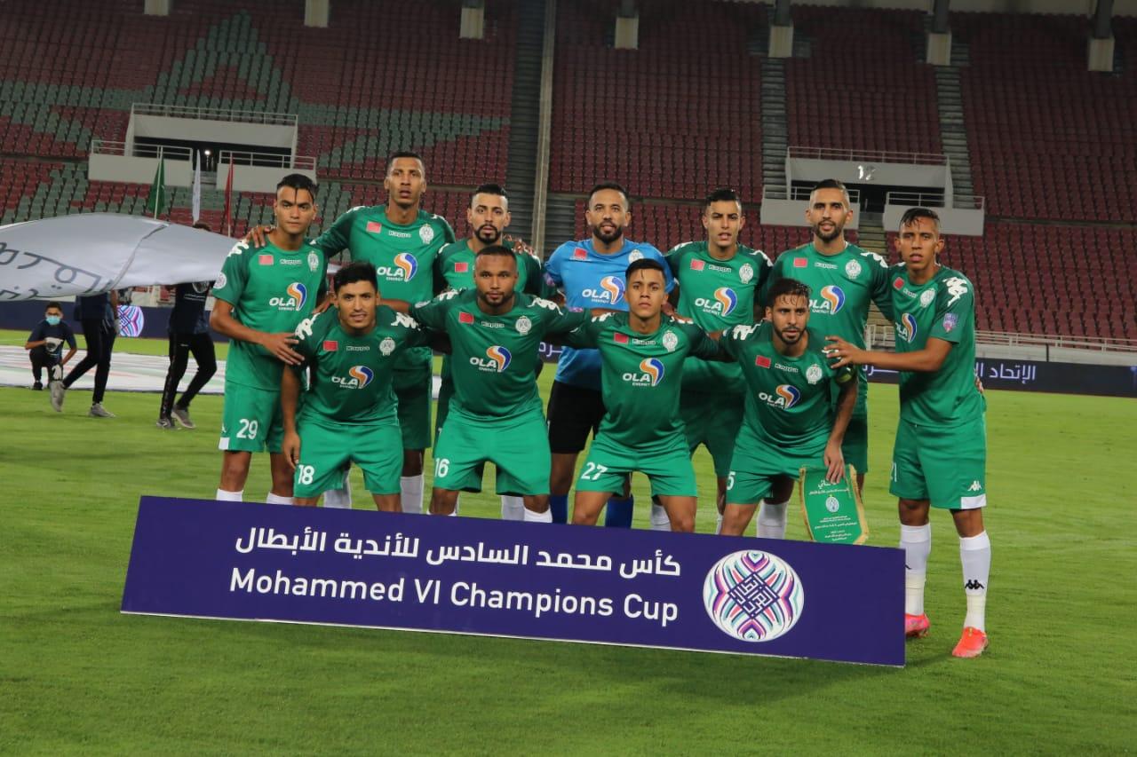 الاتحاد العربي للصحافة الرياضية يهنئ الرجاء البيضاوي