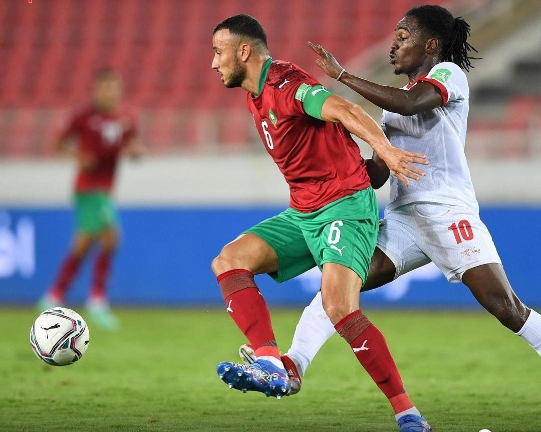 المنتخب المغربي يستمر في إستقبال منافسيه بالرباط