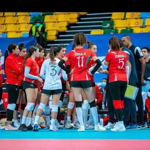 بطولة افريقيا للكرة الطائرة - سيدات : المنتخب النسوي يتعثر أمام نظيره الرواندي