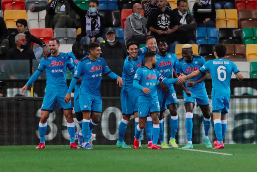 بطولة إيطاليا: نابولي يواصل انطلاقته المثالية