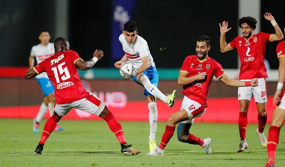 الزمالك يتوصل بدعوة لبن شرقي للحضور مع المنتخب المغربي