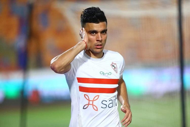 الزمالك يتوصل بدعوة لبنشرقي للحضور مع المنتخب المغربي