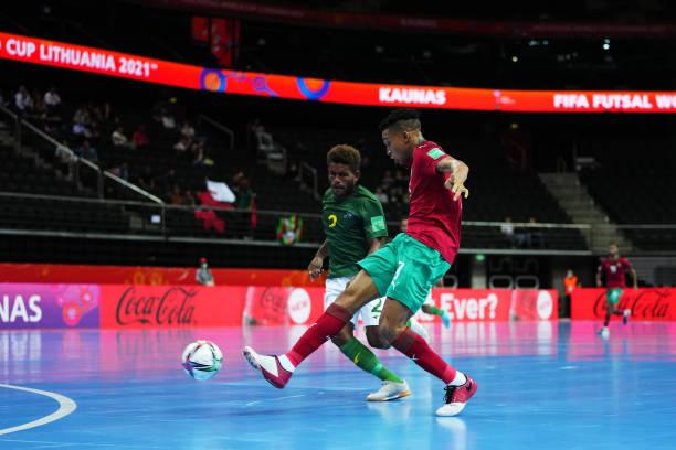 مدرب جزر سليمان: كان بامكان فوز المغرب باكثر من 10 أهداف