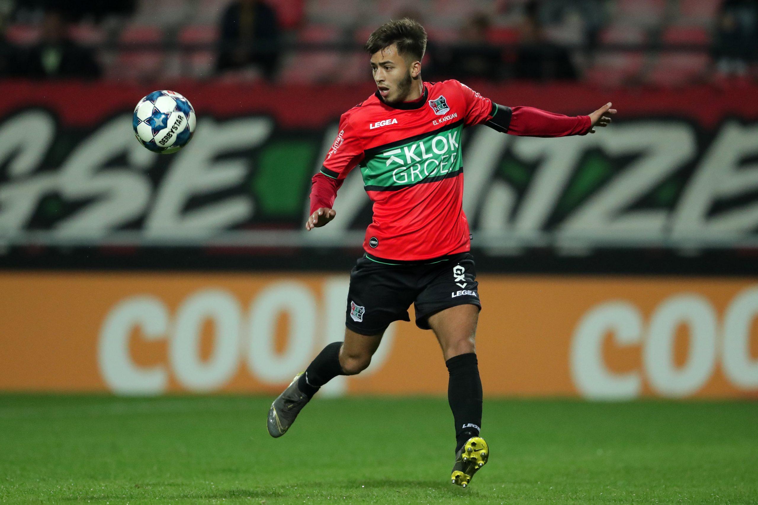 صحيفة هولندية تختار سفيان الكرواني من بين أفضل اللاعبين ب إرديفيزي
