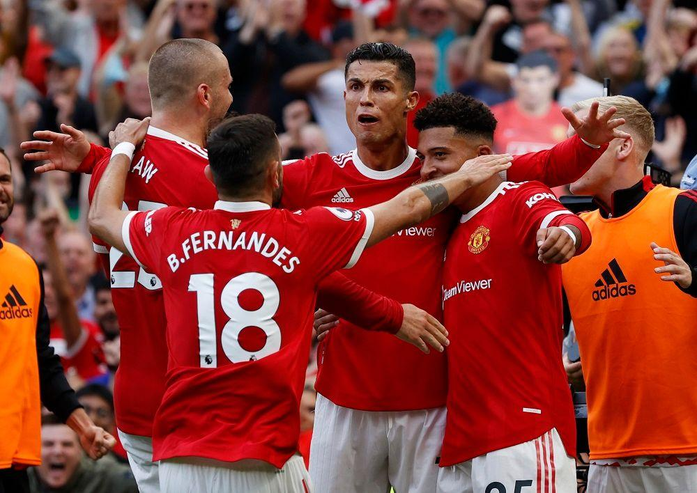 رونالدو يقود كتيبة مانشستر يونايتد بهدف إحراز لقب الأبطال