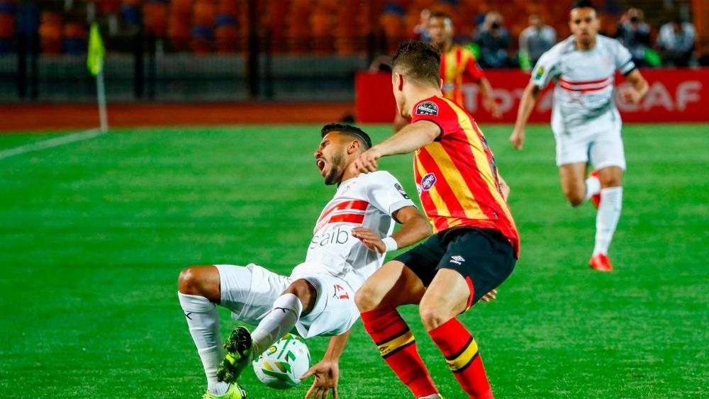 أزمة في الزمالك بسبب لاعبه المغربي