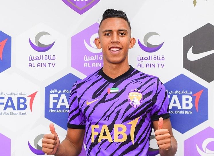 سفيان رحيمي أفضل صفقة لهذا الموسم في البطولة الإماراتية لكرة القدم