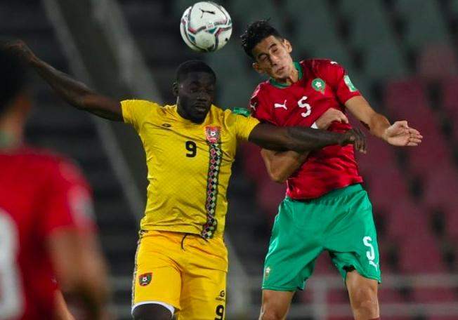 نايف أكرد: لن نترك أي شيء حتى نتأهل لمونديال قطر