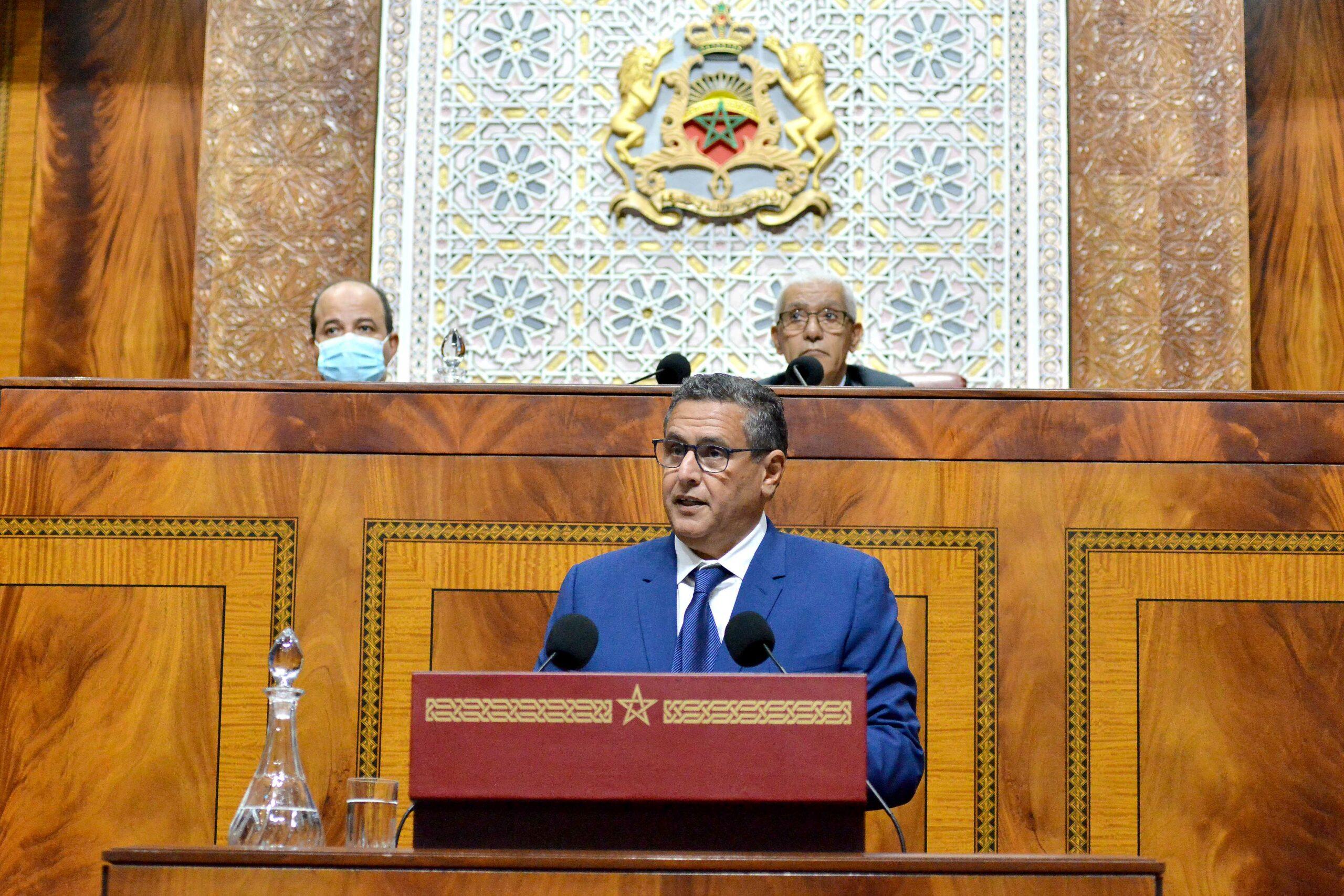 رئيس الحكومة يتعهد بالإرتقاء بالرياضة المدرسية وتحسين أداء الرياضيين المغاربة
