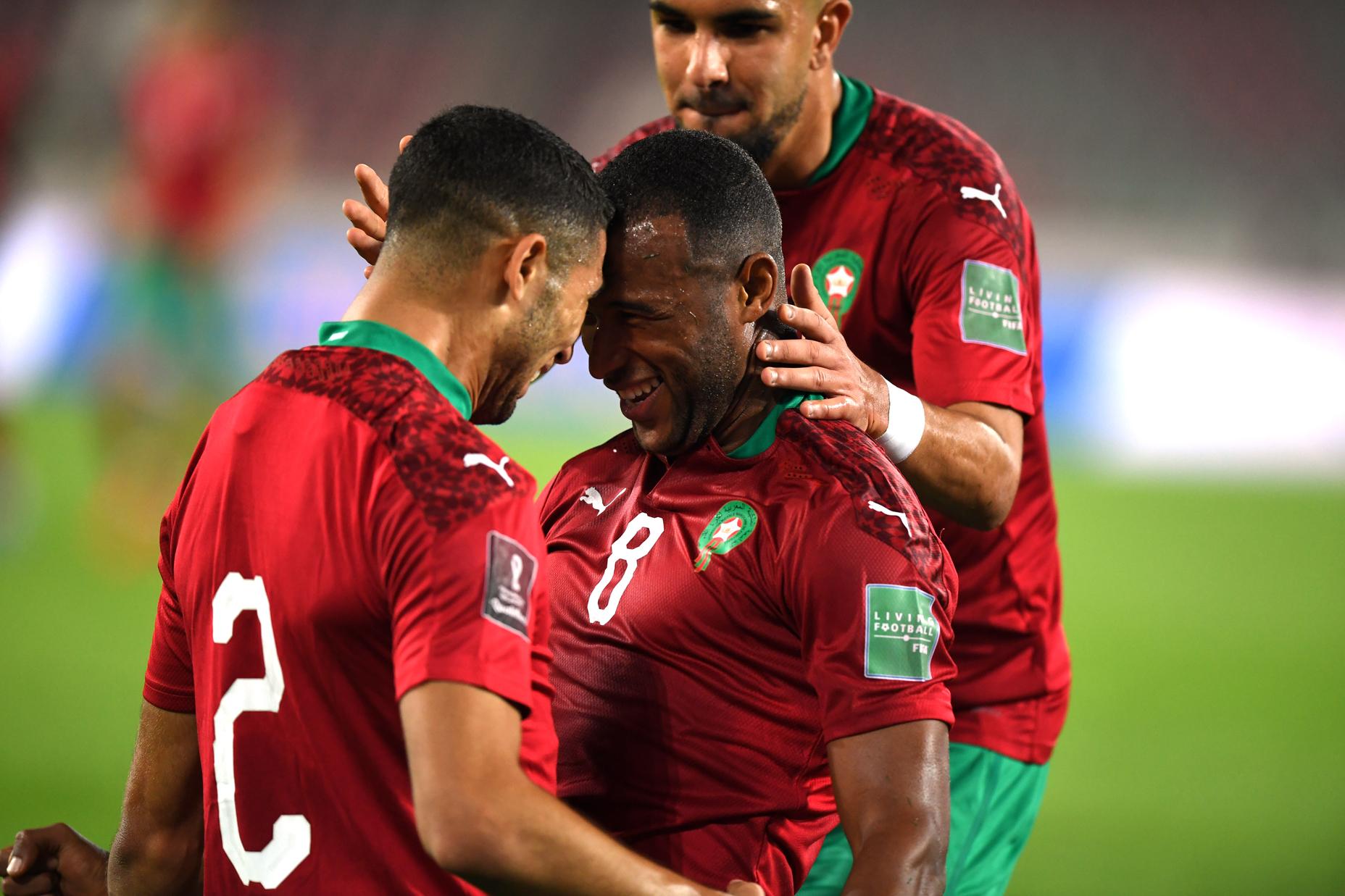 تصفيات مونديال 2022: المغرب والسنغال إلى الدور النهائي والجزائر تستعيد الصدارة