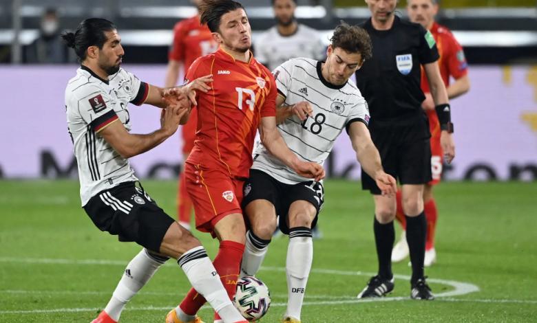تصفيات مونديال 2022: ألمانيا أول المتأهلين الى النهائيات