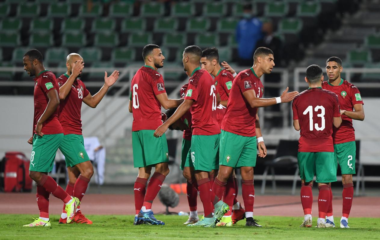 المنتخب الوطني 14 مباراة من دون هزيمة