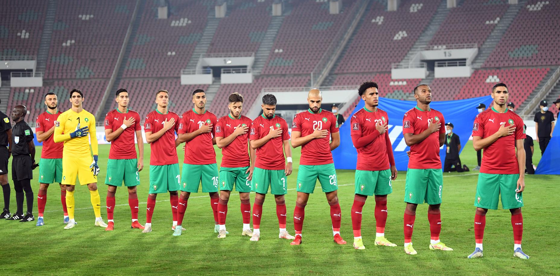 المنتخب الوطني يتفادى مواجهة الأقوياء وهذه المنتخبات مرشحة لمواجهته في الدور الفاصل