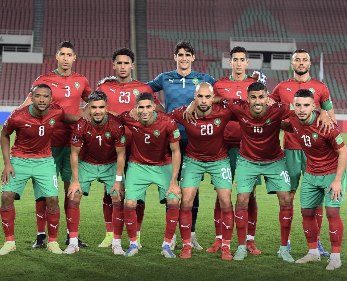 الفريق الوطني متقدم على غينيا