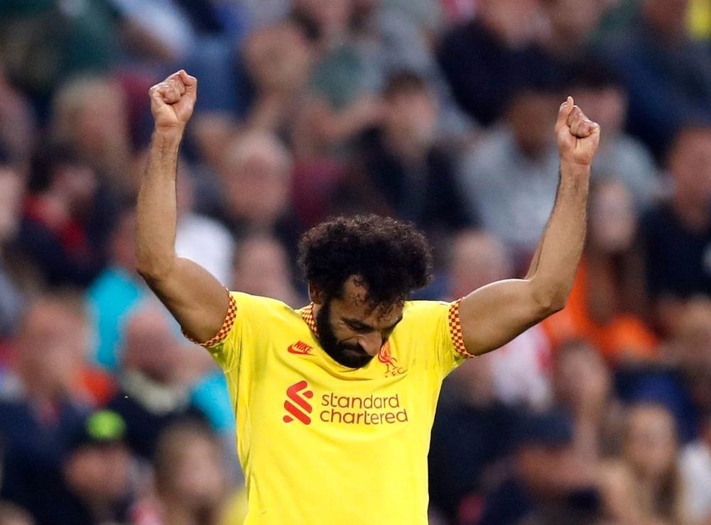 محمد صلاح لاعب الشهر في الدوري الإنكليزي الممتاز