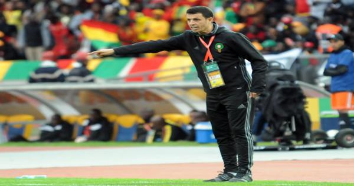 هذا ما قاله جمال السلامي بعد الفوز على ناميبيا واحراز اللقب