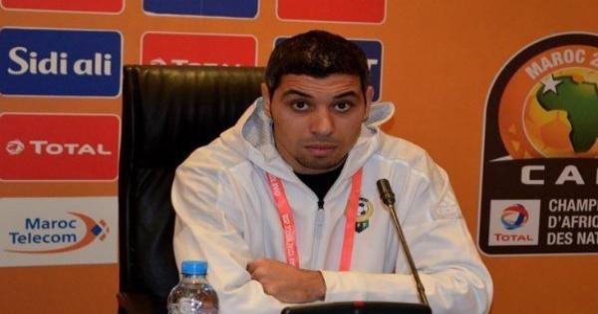نشنوش عميد منتخب ليبيا: لا نخشى أحدا