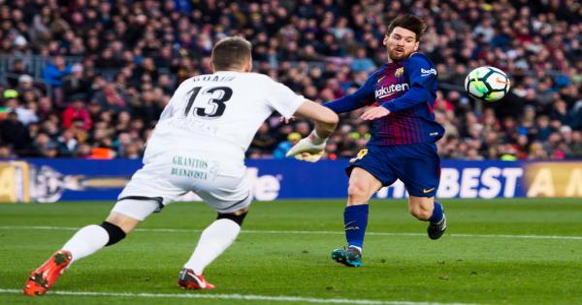 برشلونة يتعثر في تعادل باهت مع خيطافي