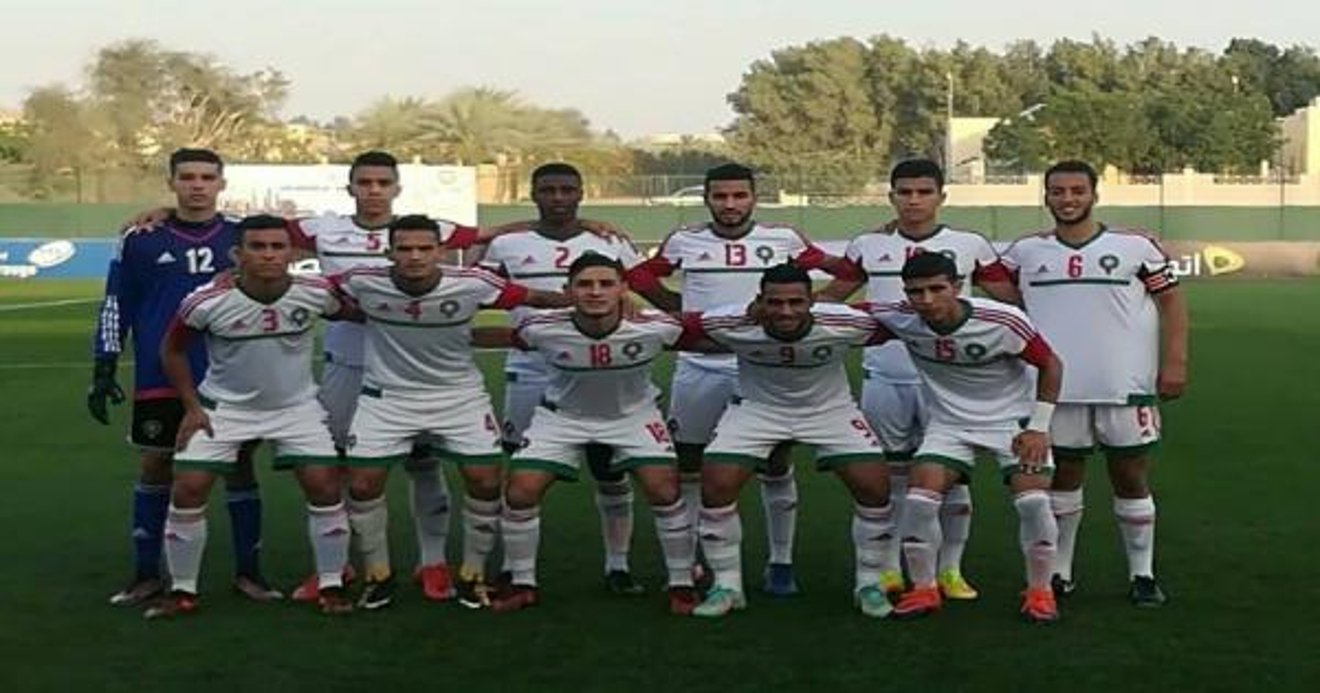 المنتخب المغربي لأقل من 19 سنة يتفوق بدبي على نظيره الإماراتي