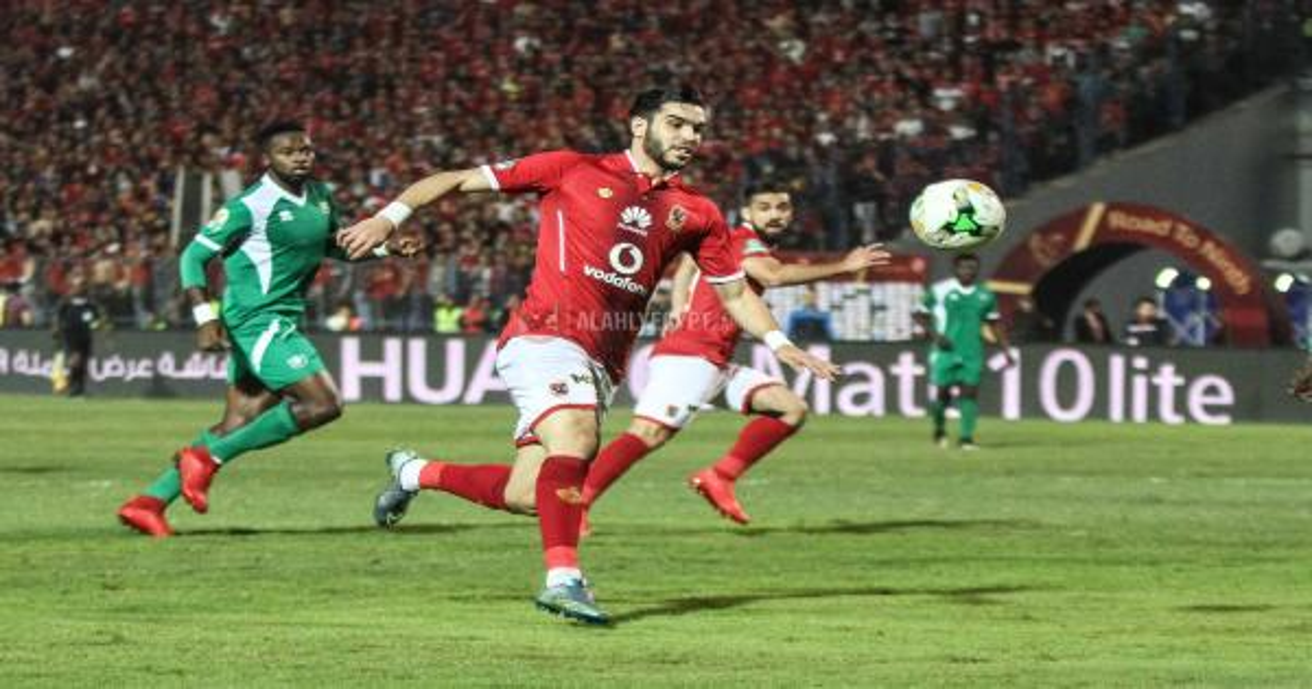 وليد أزارو بطلا لمصر