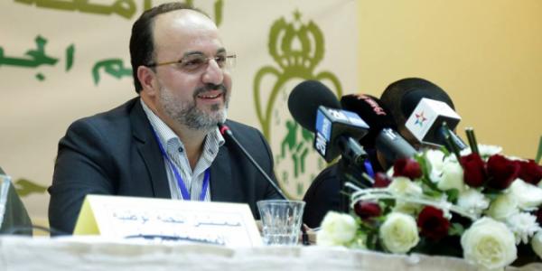 أوراش رئيس جامعة السلة: الإفتحاص المالي كذب كل الشائعات
