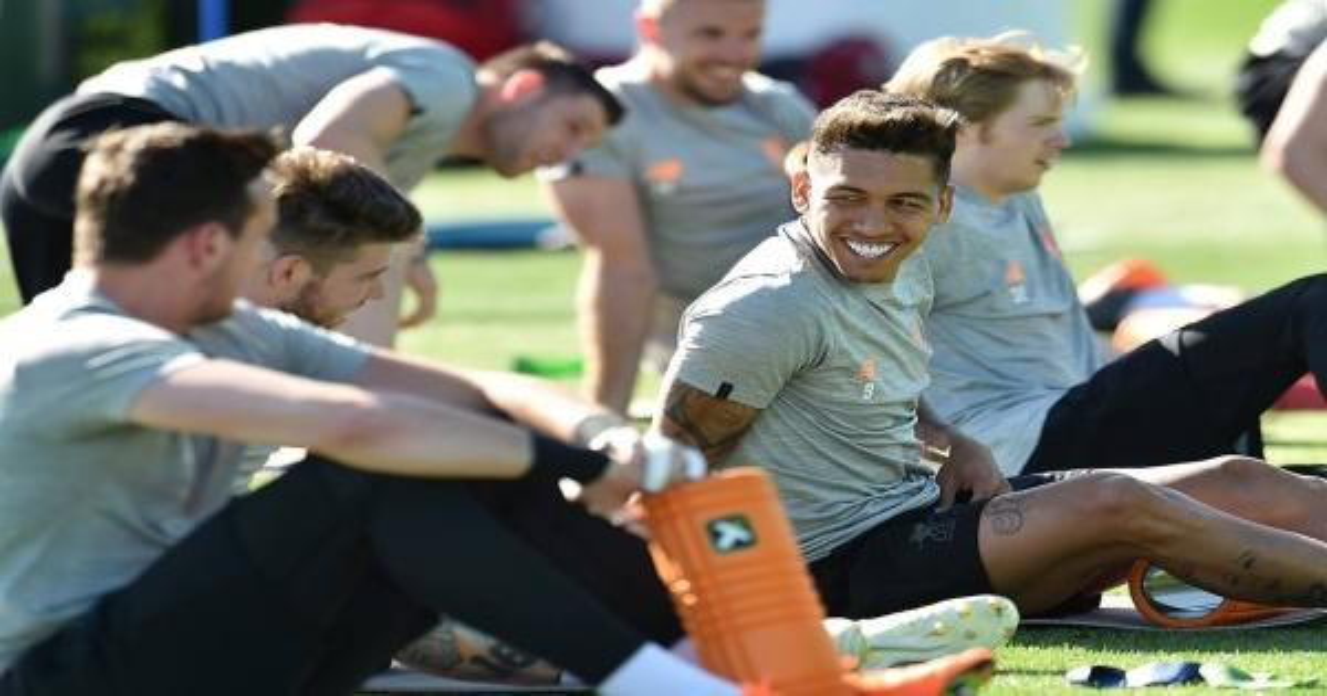 عصبة أبطال أوروبا : ليفربول يستعد لريال مدريد بتحضيرات سرية