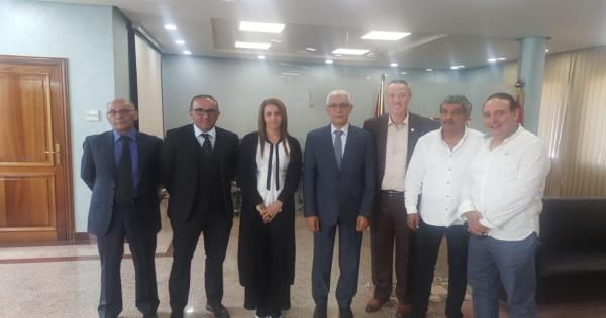 الجمعية المغربية للصحافة الرياضية تفعل شراكتها مع وزارة الشباب والرياضة