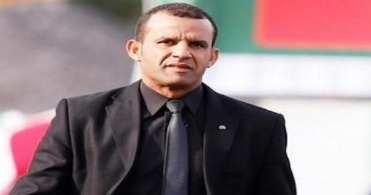رسميا هشام الإدريسي مدربا للماص