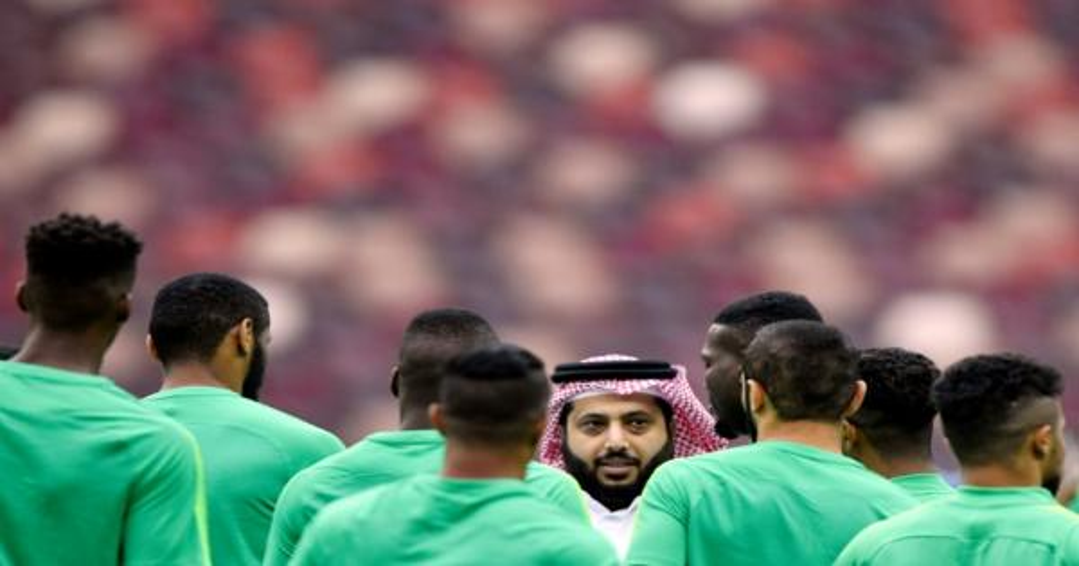 إعفاء تركي آل الشيخ من هيئة الرياضة السعودية وعبد العزيز الفيصل يخلفه !