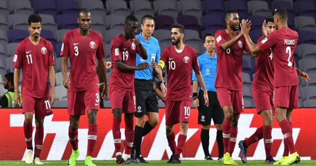كأس آسيا 2019: قطر تتخطى لبنان بثنائية