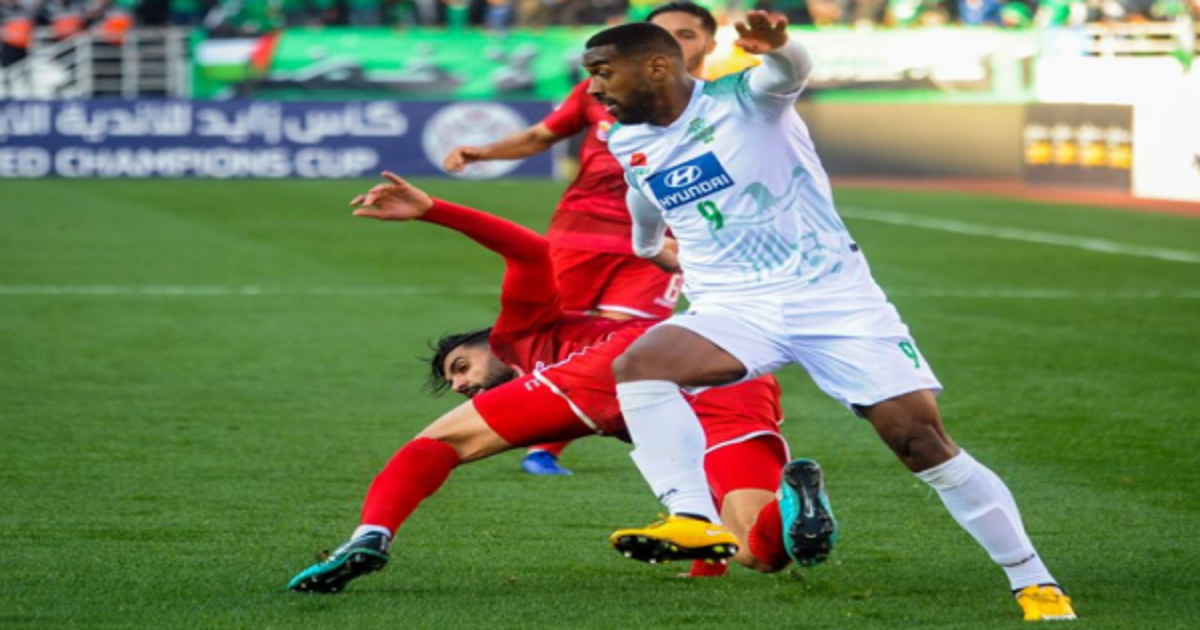 ياجور يقترب من تحطيم رقمي لاعبين مصريين