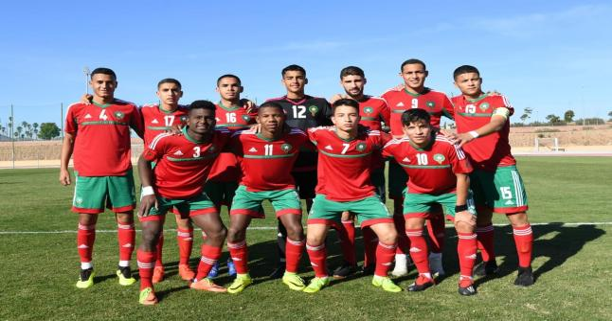 برنامج مباريات المنتخب المغربي للفتيان في دوري دولي بتركيا