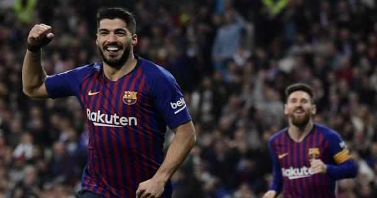 سواريز:برشلونة فريق لا يشبع