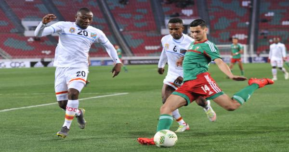الأولمبي المغربي خسر حلم الأولمبياد أمام الكونغولي