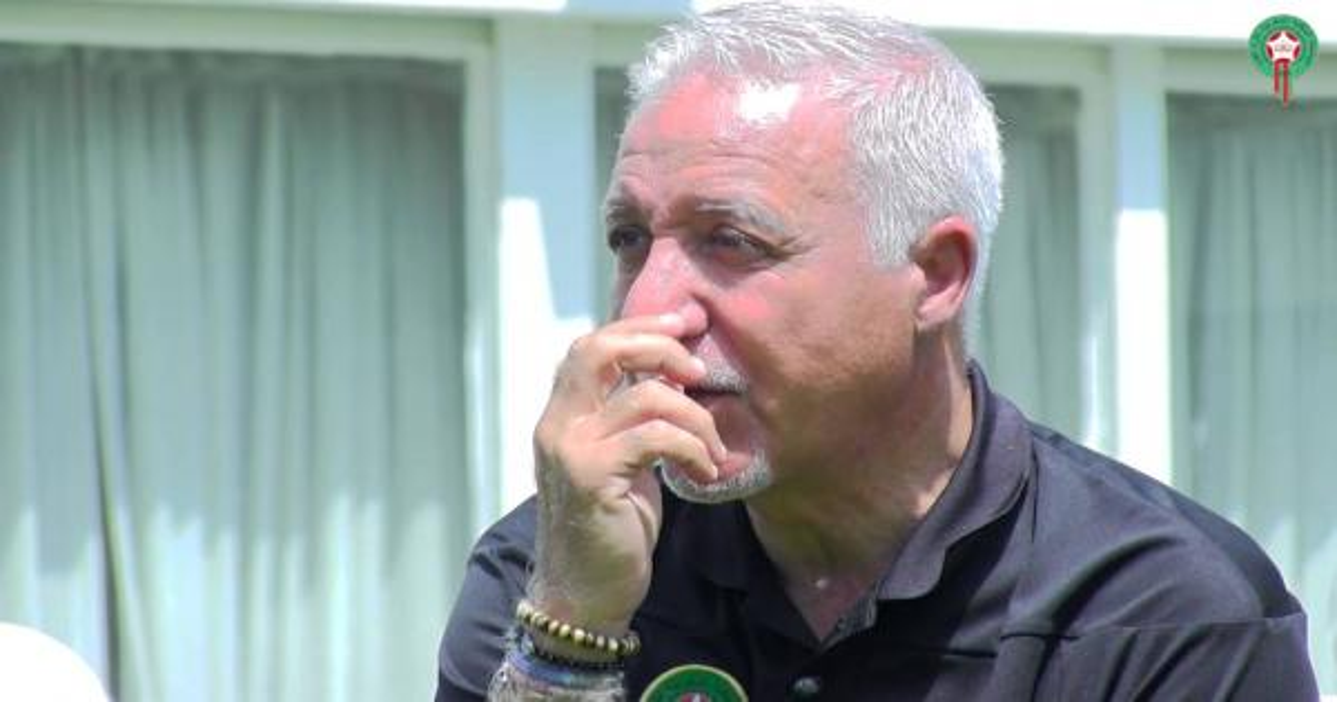 ناصر لاركيط: بدوري تفاجأت لمردود الأولمبيين