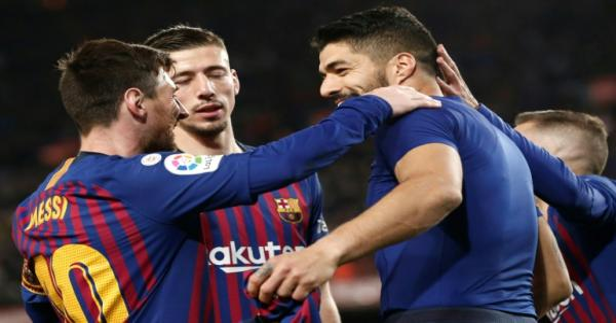 برشلونة يتجه إلى البريميرليغ مجددا لضم خليفة سواريز