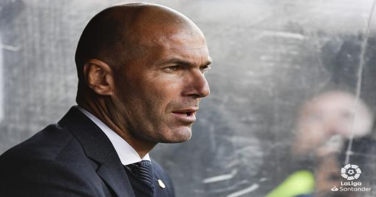 زيدان يكشف عن أول المغادرين لريال مدريد