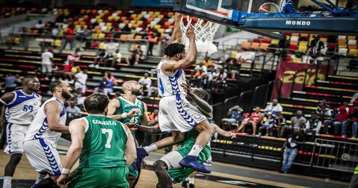 سموحة المصري ثالثا في عصبة أبطال إفريقيا لكرة السلة